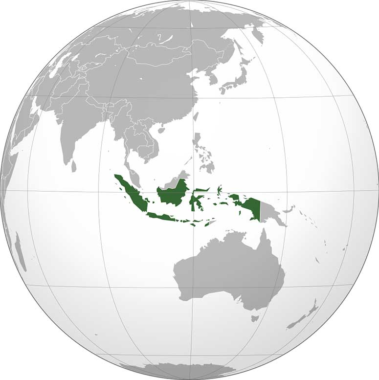 Top 15 largest countries in the world map of indonesia gumiabroncs Image collections